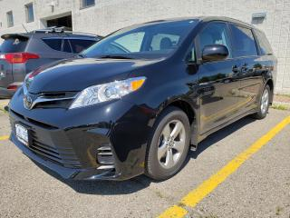 Used 2020 Toyota Sienna LE 8-Passenger for sale in Etobicoke, ON