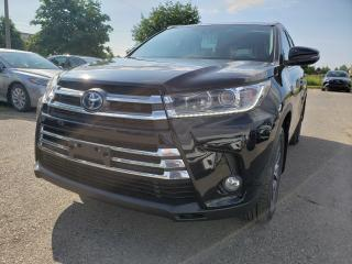 New 2019 Toyota Highlander HYBRID XLE for sale in Etobicoke, ON