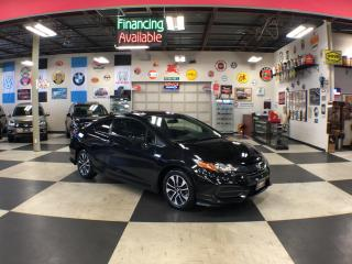 Used 2015 Honda Civic COUPE EX C0UPE AUT0 A/C SUNROOF BACKUP CAMERA 89K for sale in North York, ON