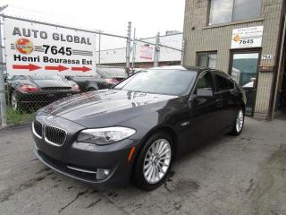 Used 2013 BMW 535 535I XDRIVE XDRIVE NAVIGATION CAMERA REC for sale in Montréal, QC