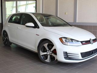 Used 2015 Volkswagen Golf GTI Autobahn for sale in Lasalle, QC