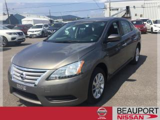 Used 2014 Nissan Sentra for sale in Beauport, QC
