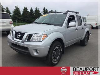 Used 2019 Nissan Frontier PRO-4X CREW CAB 4X4 ***19 500 KM*** for sale in Beauport, QC
