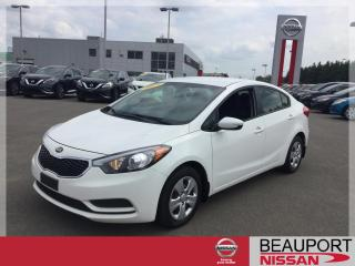 Used 2015 Kia Forte LX BERLINE ***AUTOMATIQUE*** for sale in Beauport, QC