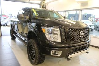 Used 2019 Nissan Titan PRO-4X XD diesel cabine double 4x4 GPS C for sale in Lévis, QC