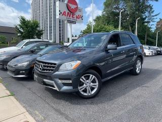 Used 2013 Mercedes-Benz M-Class ML 350 BlueTEC for sale in Cambridge, ON