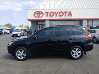Used 2011 Toyota RAV4 Upgrade pkg alloys auto Ac power group for sale in Cambridge, ON