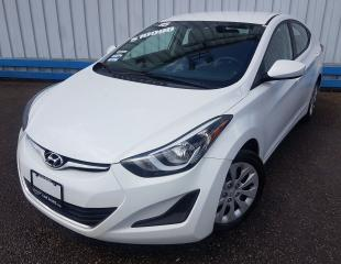 Used 2015 Hyundai Elantra GL *HEATED SEATS* for sale in Kitchener, ON