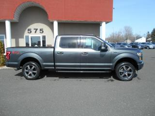 Used 2016 Ford F-150 FX4 CREW CAB for sale in Lévis, QC