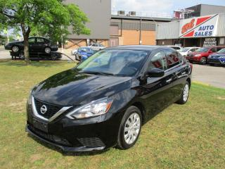 Used 2018 Nissan Sentra SV~HEATED SEATS~BACK-UP CAM.~DUAL CLIMATE CONTROL~ for sale in Toronto, ON