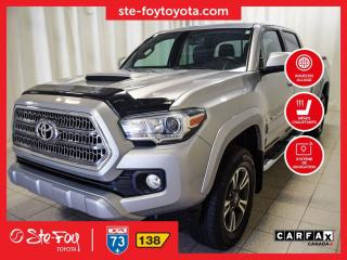 Used 2017 Toyota Tacoma 4X4 DBL CAB TRD SPORT Navigation, Roue en alliage for sale in Québec, QC