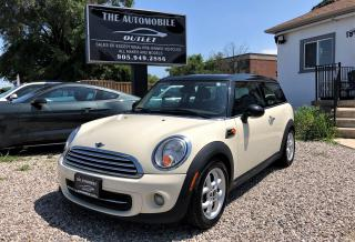 Used 2013 MINI Cooper Clubman ONE OWNER PANO ROOF MANUAL NO ACCIDENT for sale in Mississauga, ON