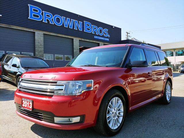 2013 Ford Flex SEL, AWD, Panoramic roof, LOCAL