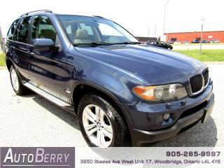 Used 2006 BMW X5 3.0i - AWD for sale in Woodbridge, ON