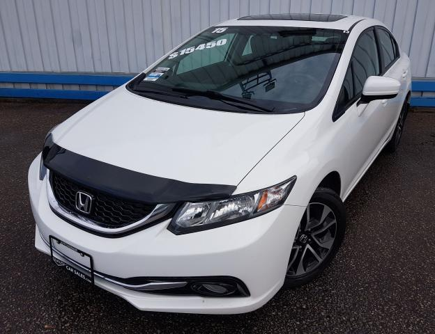 2015 Honda Civic EX *SUNROOF*