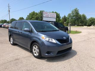Used 2014 Toyota Sienna for sale in Komoka, ON