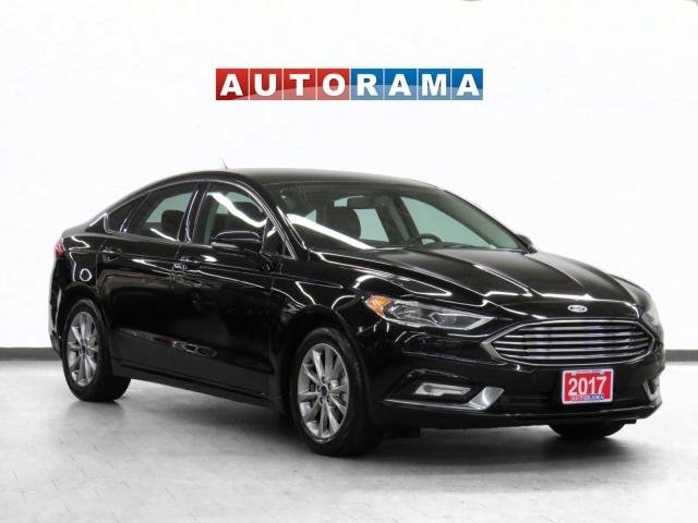 2017 Ford Fusion SE Leather Backup Cam
