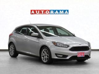 Used 2016 Ford Focus SE Navigation Leather Sunroof Backup Cam for sale in Toronto, ON
