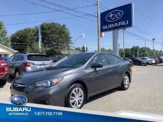 Used 2019 Subaru Impreza 2.0i Commodité 4 portes BA for sale in Victoriaville, QC