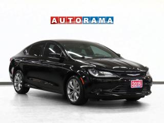 Used 2015 Chrysler 200 S Leather Push Button Start for sale in Toronto, ON