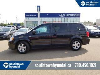 Used 2014 Dodge Grand Caravan SE/POWER OPTIONS/CRUISE CONTROL/AC for sale in Edmonton, AB
