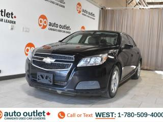 Used 2013 Chevrolet Malibu Ls, 2.5L I4, Fwd, Cloth seats, Bluetooth for sale in Edmonton, AB