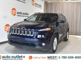 Used 2016 Jeep Cherokee North, 2.4L I4, 4wd, Cloth seats, Bluetooth for sale in Edmonton, AB