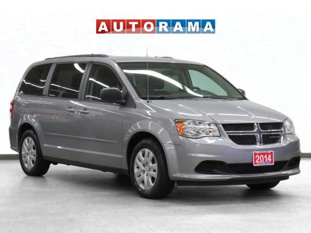 2014 Dodge Grand Caravan SXT Stow n Go 7 Passenger