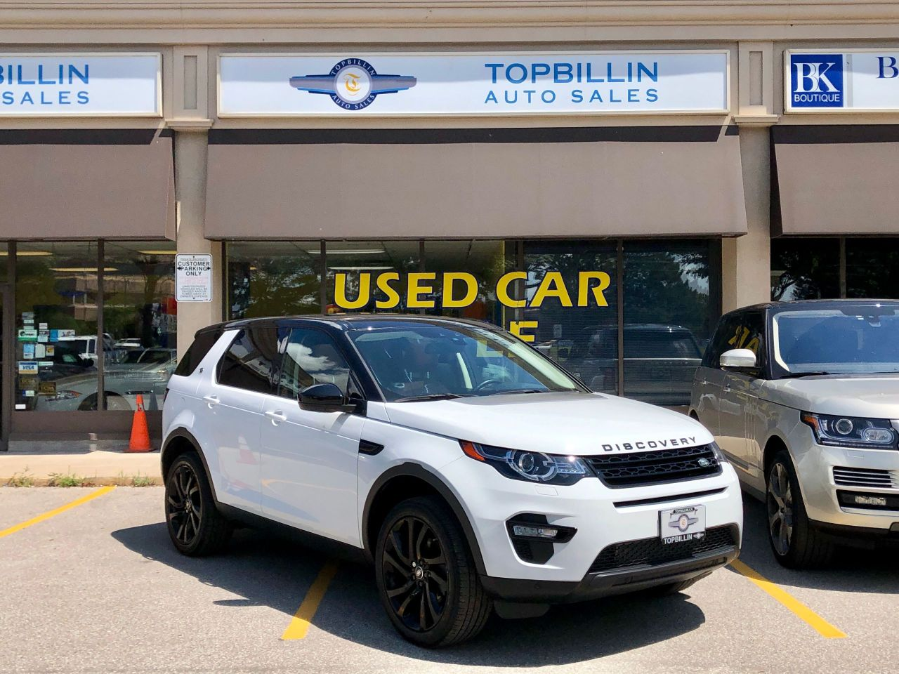 2016 Land Rover Discovery Sport HSE LUXURY, NAVI, BLIND SPOT