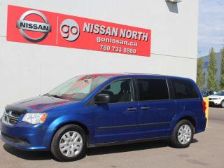 Used 2013 Dodge Grand Caravan SE/CRUISE/AUX INPUT/3RD ROW STOW N' GO for sale in Edmonton, AB