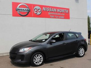 Used 2012 Mazda MAZDA3 GS / SKY ACTIVE / 6 SPEED / ONE OWNER for sale in Edmonton, AB