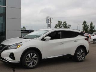 Used 2019 Nissan Murano SL AWD / HEATED SEATS / HEATED WHEEL / PANO ROOF / POWER LIFT GATE for sale in Edmonton, AB