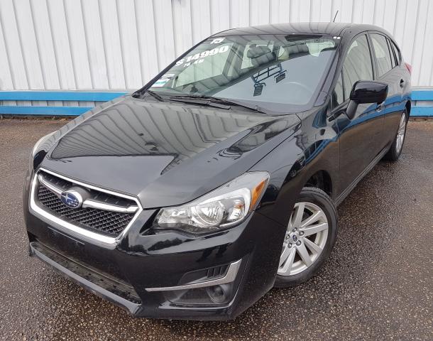 2015 Subaru Impreza Hatchback 2.0i AWD