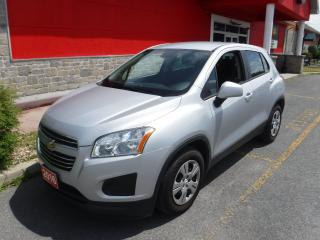 Used 2016 Chevrolet Trax LS for sale in Cornwall, ON