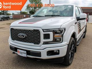 New 2019 Ford F-150 LARIAT 502A 4X4 SuperCrew 5.0L V8, Auto Start/Stop, Pre-Collision Assist, Remote Keyless Entry/Keypad, Remote Vehicle Start, Reverse Camera System for sale in Edmonton, AB