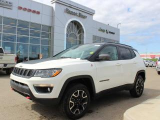 New 2019 Jeep Compass Trailhawk for sale in Peace River, AB