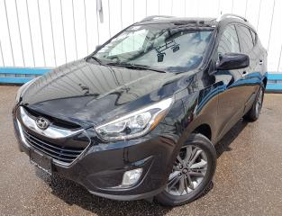 Used 2015 Hyundai Tucson GLS AWD *LEATHER-SUNROOF* for sale in Kitchener, ON