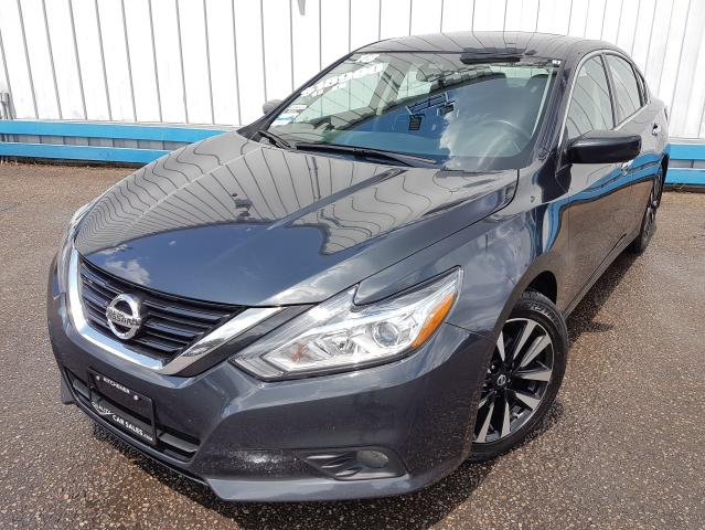 2018 Nissan Altima 2.5 SV *SUNROOF*