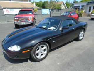 Used 2000 Jaguar XK XK8 for sale in Sutton West, ON