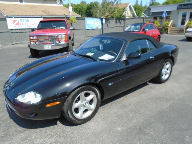 2000 Jaguar XK XK8 Available in Sutton 905-722-8650