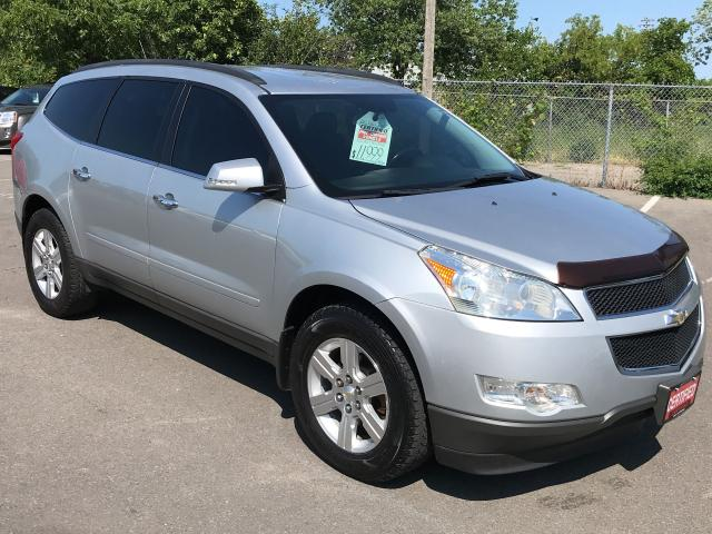 2011 Chevrolet Traverse LT ** AWD, 8 PASS, BLUETOOTH  **