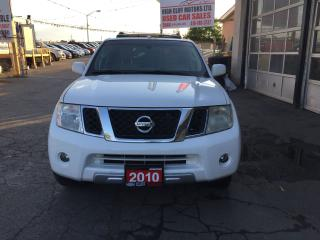 Used 2010 Nissan Pathfinder for sale in Etobicoke, ON