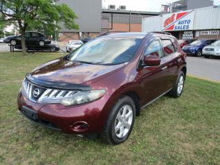Used 2009 Nissan Murano S~AWD~ALLOY WHEELS~TWO SETS OF TIRES~ for sale in Toronto, ON