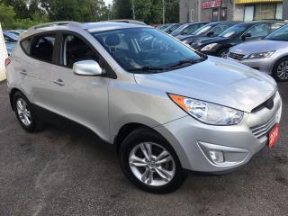 Used 2010 Hyundai Tucson GL/ AUTO/ BLUETOOTH/ POWER GROUP/ ALLOYS! for sale in Scarborough, ON