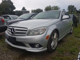 Used 2009 Mercedes-Benz C-Class 3.0L for sale in Scarborough, ON