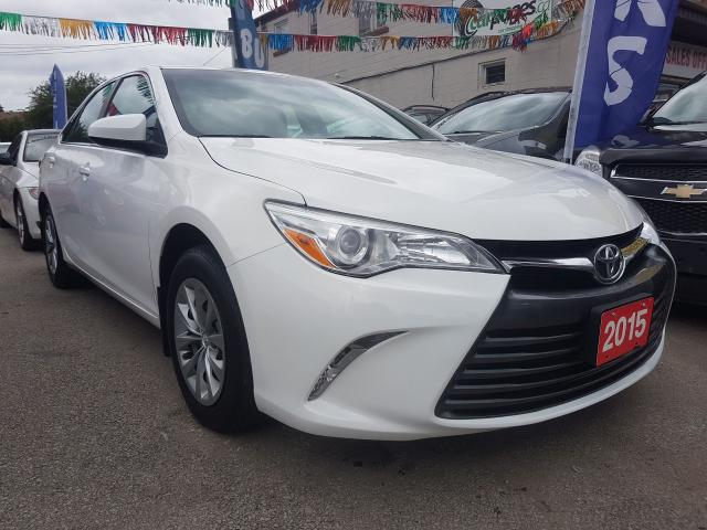 2015 Toyota Camry LE- MINT- ONLY 99K- BK UP CAM-BLUETOOTH-AUX-USB
