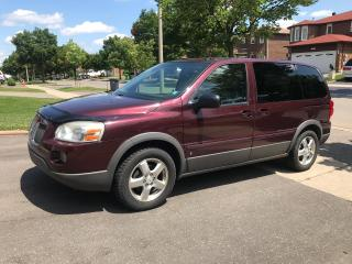 Used 2008 Pontiac Montana SV6 for sale in North York, ON