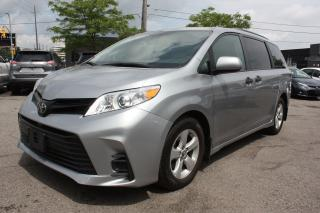 Used 2018 Toyota Sienna | BACKUP | BLUETOOTH | for sale in Toronto, ON