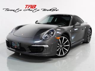 Used 2013 Porsche 911 CARERRA 4   PDK   NAVI   SUNROOF for sale in Vaughan, ON