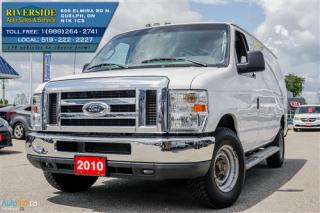 Used 2010 Ford Econoline E-250 for sale in Guelph, ON